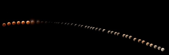 Lunar Eclipse, December 2011