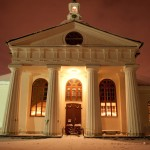 Photo of the Week: A Greek Temple or a Swedish Church?