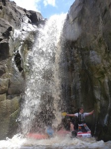 Moogerah Waterfall