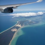 Moreton Island from the Sky