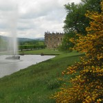 The Fountains of Chatsworth
