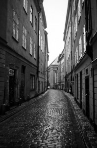The Streets of Gamla Stan