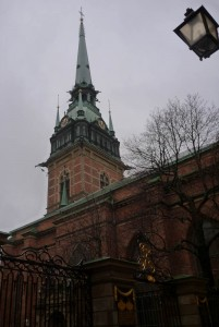 Church in Gamla Stan