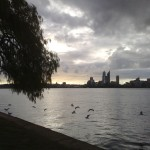Perth & the Swan River