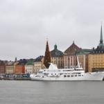 Photo of the Week: A Rainy Stockholm Panorama