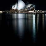 Opera House Reflections