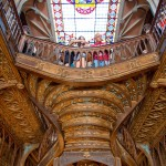 Recapturing the Romance of Reading at Livraria Lello