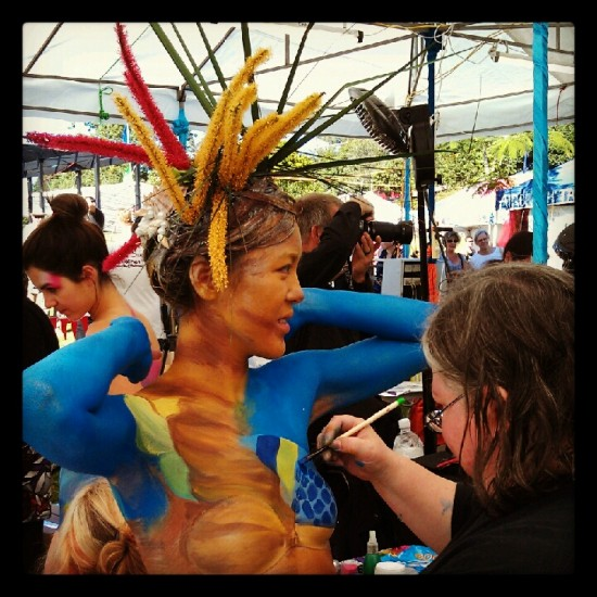 The Australian Body Art Carnivale