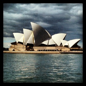 The Sydney Opera House