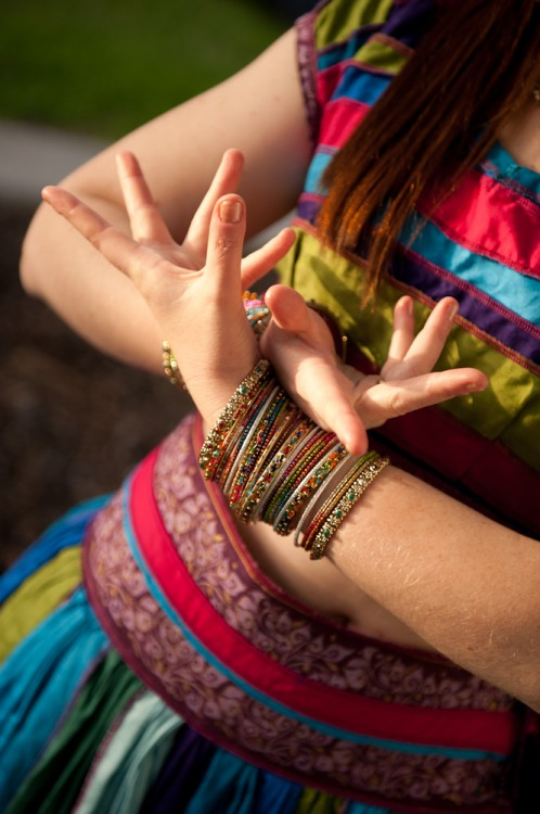 June 2012: Bollywood Dancer Photoshoot