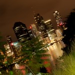 June 2012: The View from the Kangaroo Point Cliffs
