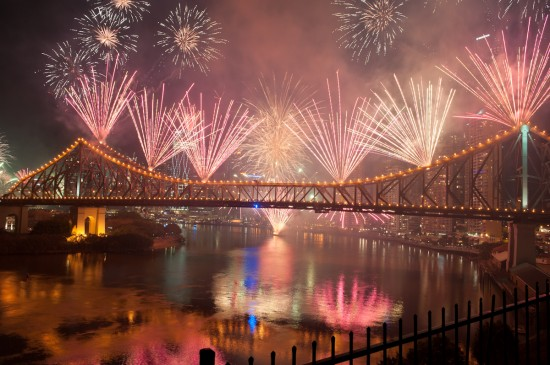 September 2012: Riverfire