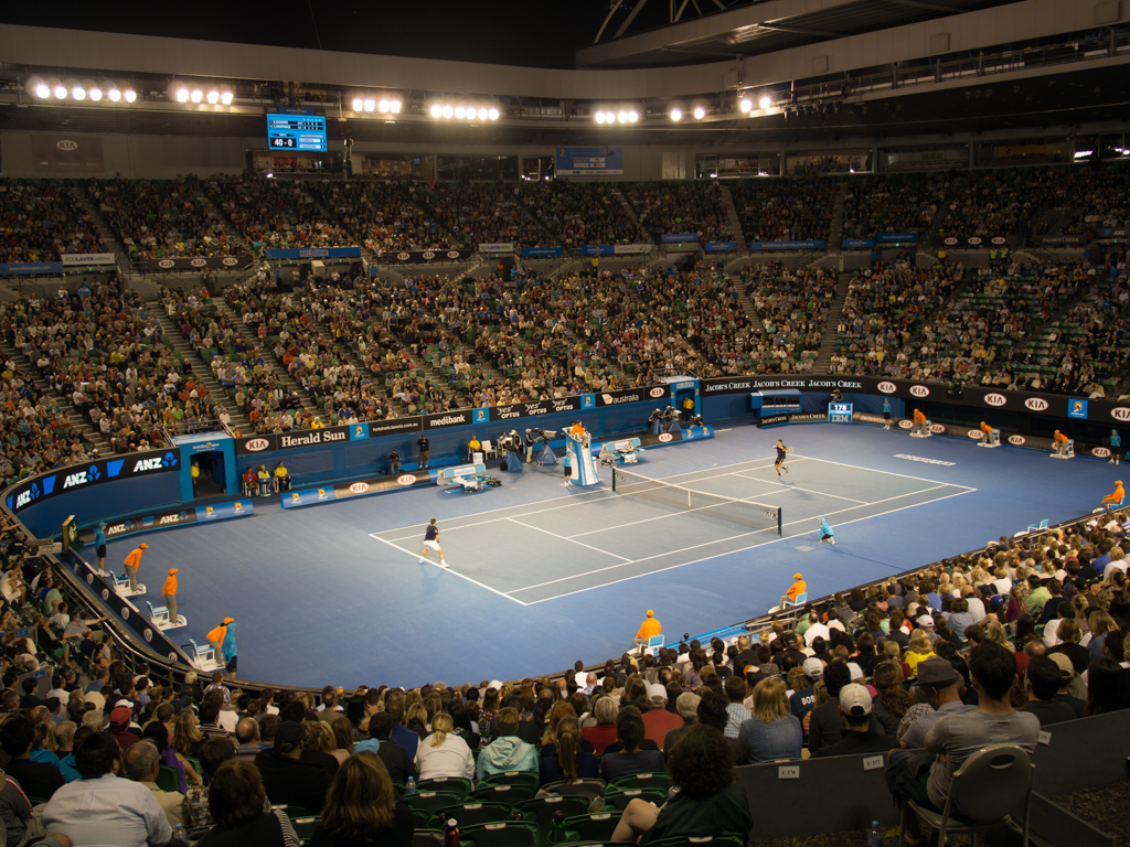 rod laver arena how to get there