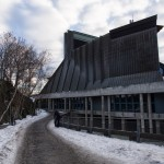 The Vasa Museum From Outside
