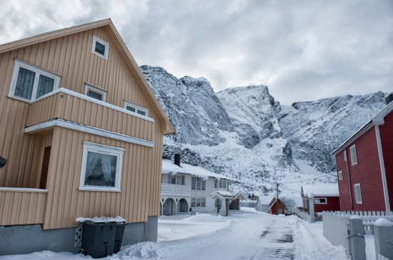 The Houses of Reine