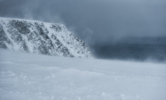 Near North Cape