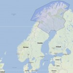 Lapland & Northern Norway Map