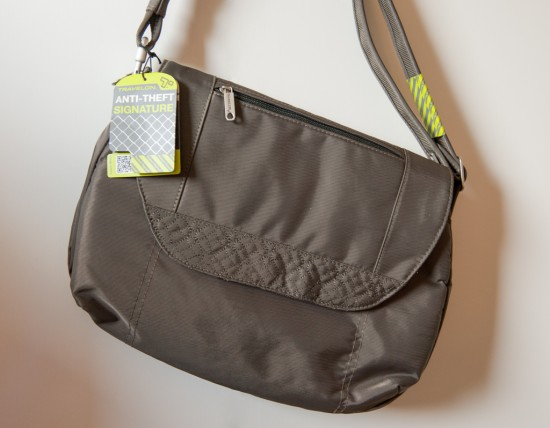 Travelon Signature Cross-Body Bag