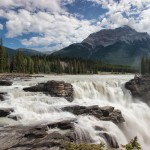 Photo of the Week: Roaring Athabasca Falls