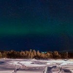 "A ""Rainbow"" of Northern Lights"