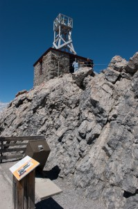 The 'Cosmic Ray Station'