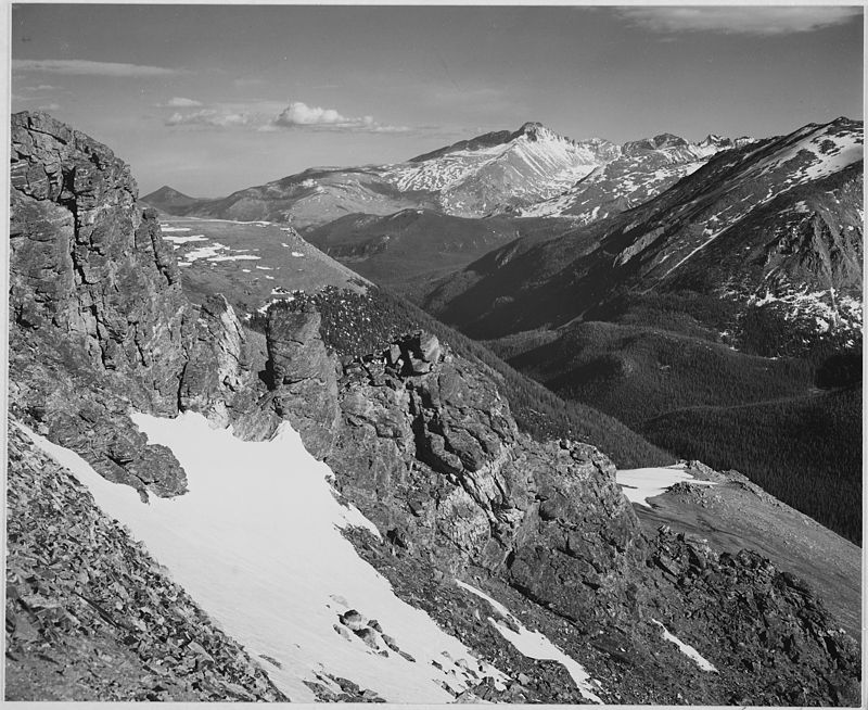 an essay on ansel adams Essay daily is a space for conversation about essays & essayists, contemporary and not we mostly publish critical/creative engagements with essays (text and visual), q&as, and reviews of essays, books, collections, or journals.