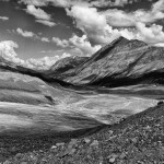 Photo Essay: The Icefields Parkway in Black & White