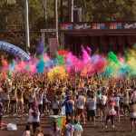 Having Plenty of Fun at the Color Run