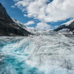 The Melting Majesty of the Athabasca Glacier