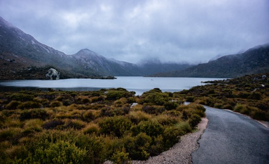 Cradle Mountain at Dusk