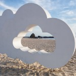 Air Filled Celluoid Cloud by Clayton Blake
