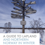 Introducing the Guide to Lapland and Northern Norway in Winter