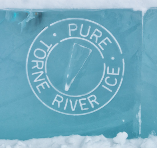 Pure Torne River Ice