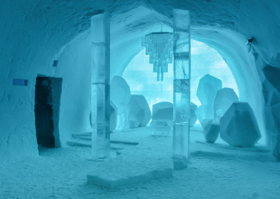 how to sleep like a baby in the icehotel a pair of boots and a backpack. Black Bedroom Furniture Sets. Home Design Ideas