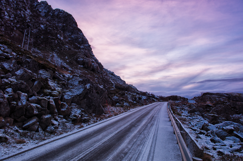 The best ways not to drive into a norwegian fjord a pair of boots the road to henningsvr publicscrutiny Choice Image