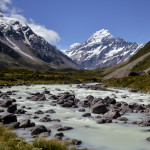 Rush Hour at Mount Cook