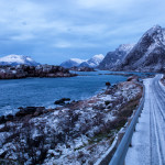 The Road Out of Henningsvær