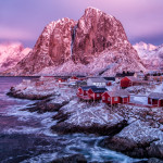 Lofoten in January: The Land of Two-Hour Sunrises