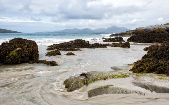 The Rushing Sands of Luskentyre