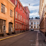 The Colours of Helenankatu