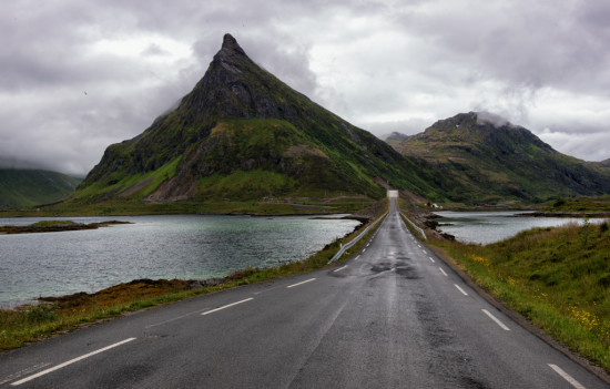 Roadtripping in Lofoten