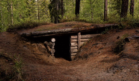 WWII Shelter