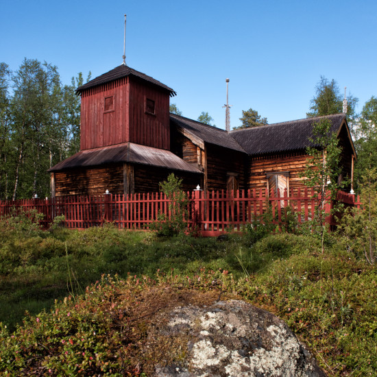 Pielpajärvi Wilderness Church