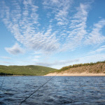 Salmon Fishing Weather