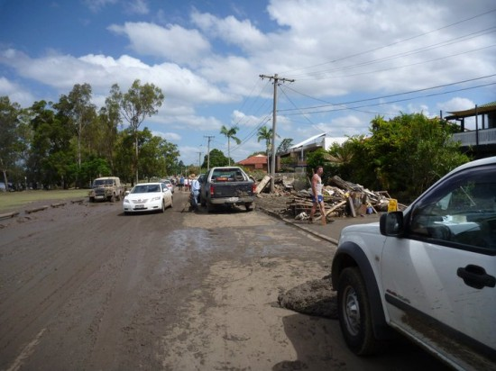 Cleaning Up in Graceville