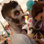Photo Essay: Special Effects at the Body Art Carnivale