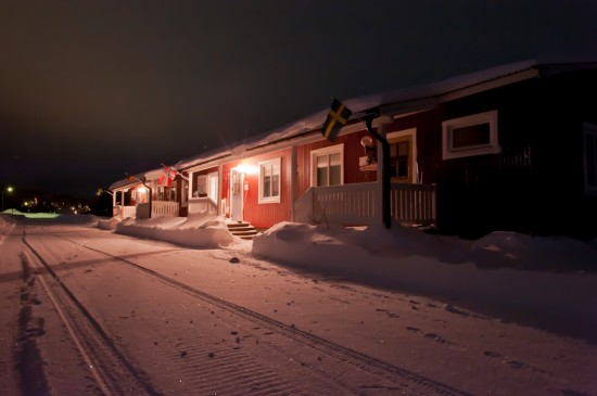 The Northern Lights Apartments