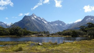 Key Summit on the Routeburn Track