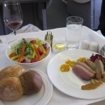 I'm Sitting Where? A Surprise Flight in Business Class