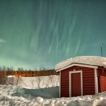 Photo of the Week: Finally Seeing the Northern Lights in Porjus